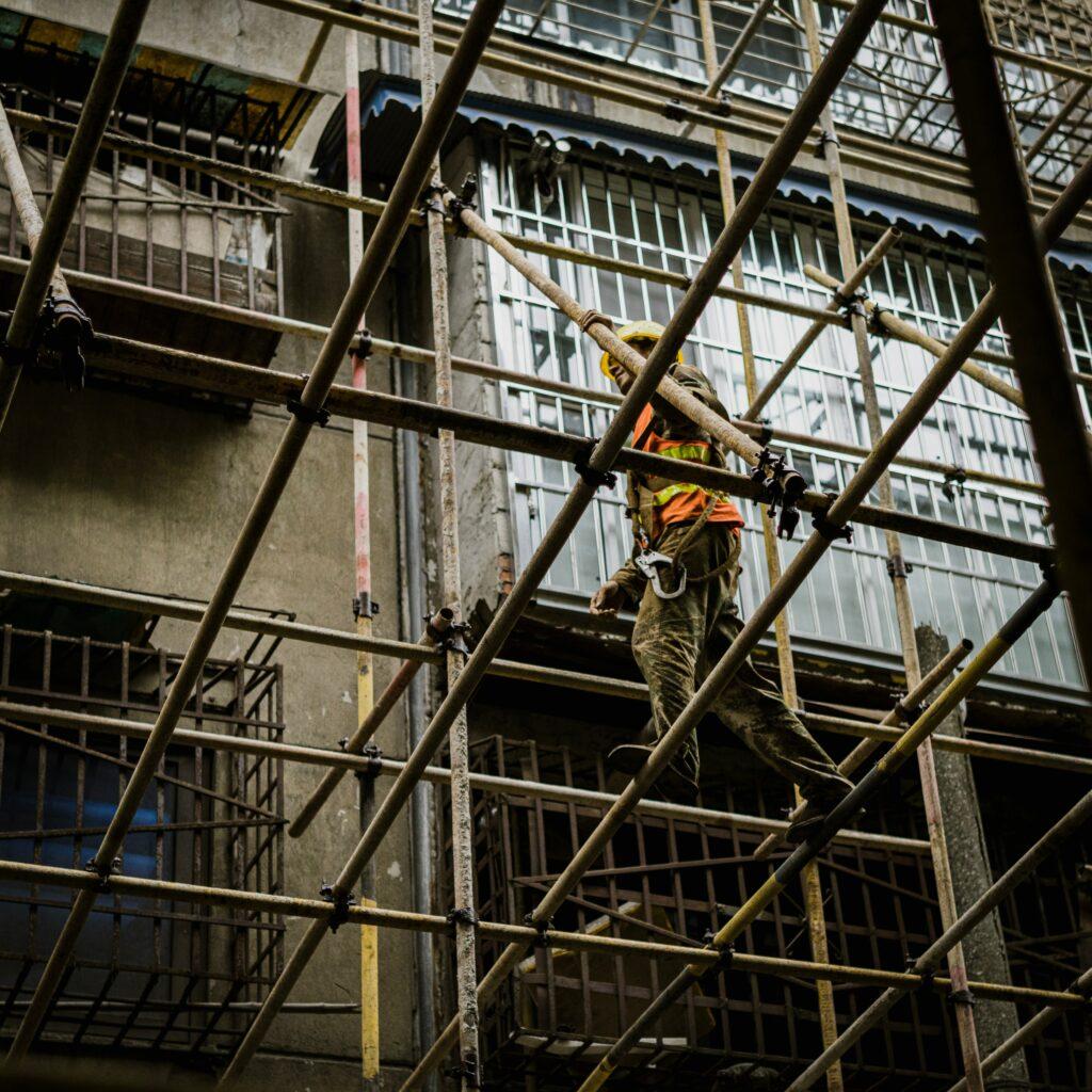 Travaux de rénovation et aménagement